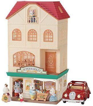 Sylvanian-Families-Casa-de-3-plantas-con-cedro-y-terraza-2745-0-5