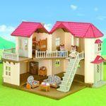 Sylvanian-Families-Casa-de-muecas-con-2-caracteres-mobiliario-e-iluminacin-5171-0-6
