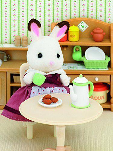 Cocina de juguete de sylvanian families ofertas for Cocina juguete segunda mano