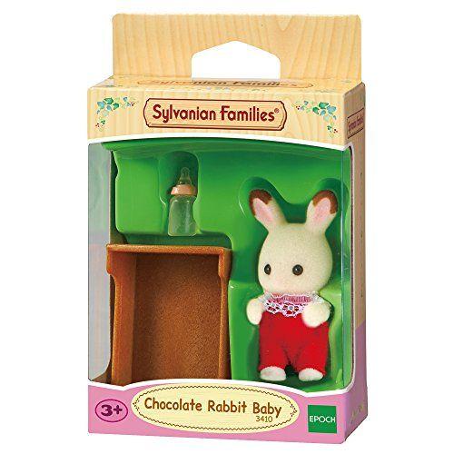 Sylvanian Families Bebé Conejo Chocolate | Las mejores
