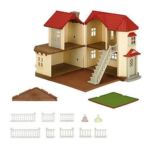Sylvanian families 2752 mu ecas y accesorios gran - Catalogo gran casa ...